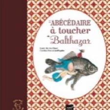 L'abécédaire à toucher de Balthazar (lettres en capitale)