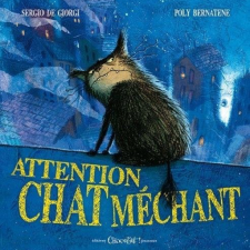 Attention Chat méchant