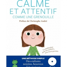 Calme et attentif comme une grenouille (5-12 ans)