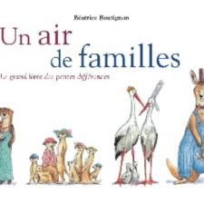 Un air de famille, le grand livre des petites différences